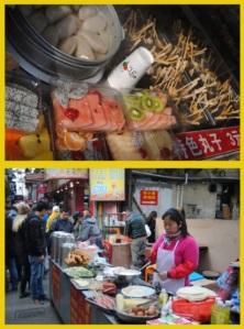 Shanghai street food hustle