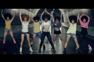"The Afro-Latinas in Enrique's ""Bailando"" Video"