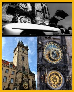 The Medieval Astronomical Clock